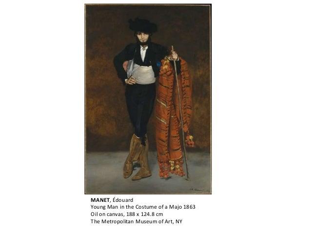 Obras de Arte de Manet e Contemporâneos