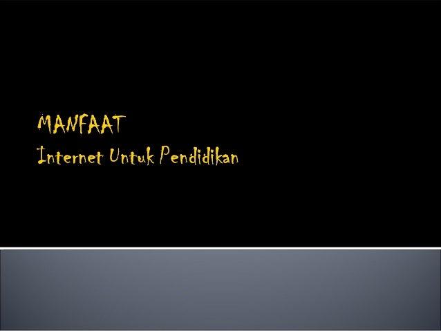 Visi                        Melihat satu (1) Juta Bangsa                       Indonesia Terkait ke Internet &            ...
