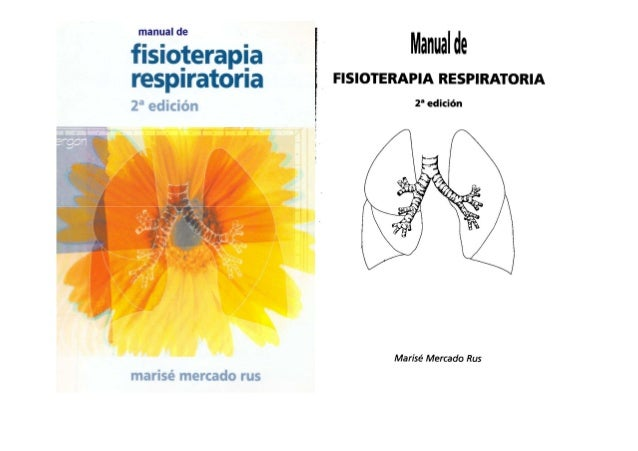 Manual de fisioterapia respiratoria