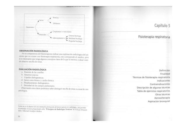 Manual de fisioterapia respiratoria