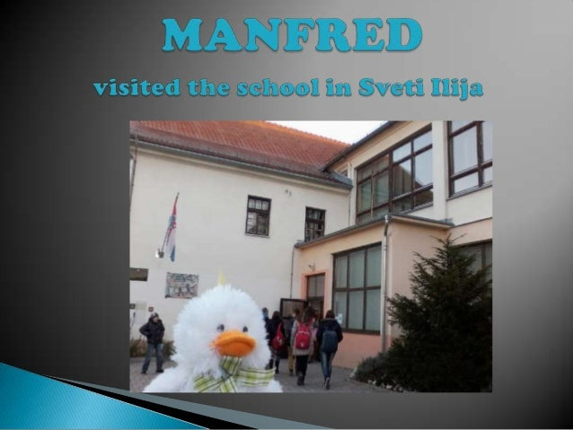 Manfred went to Seketin with his new friends 
