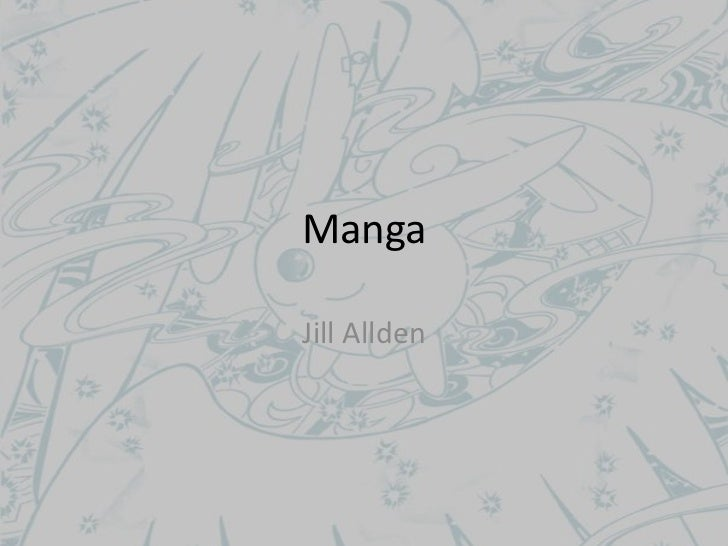MangaJill Allden