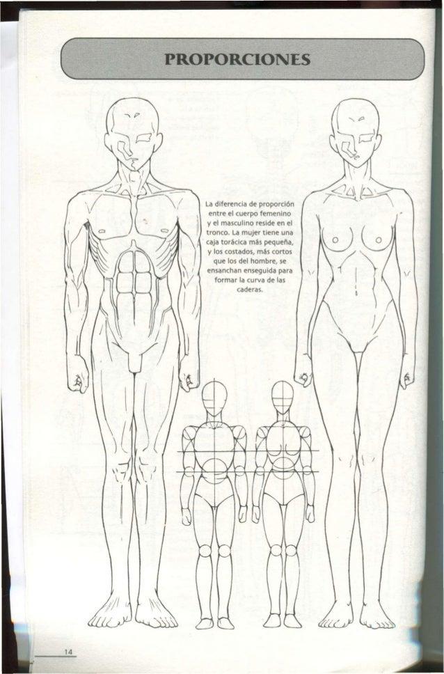 Cómo dibujar MANGA, el cuerpo humano. (Norma Editorial)