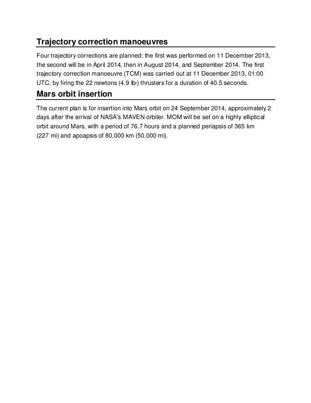 mangalyaan essay in english