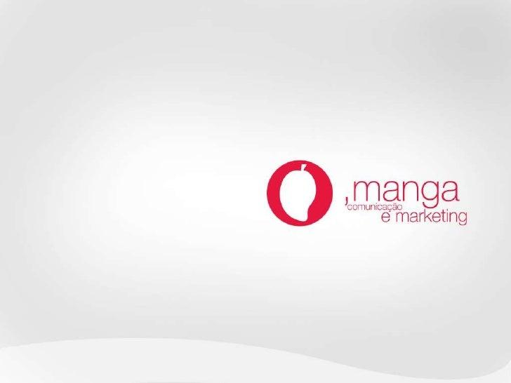 Apresentação Manga - Manifesto + Cases