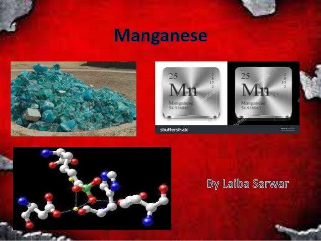 Manganese Laiba