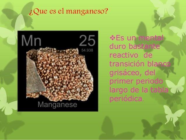 Manganeso biologia celular original urtaz Images
