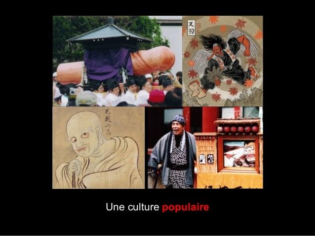 Une culture populaire