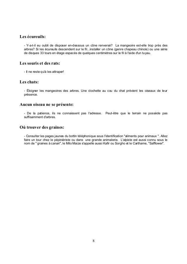 """10 LÉVESQUE JOSEPH ET MICHELLE PRÉVOST, 1989, """"Mieux connaître les oiseaux de mangeoires"""", Québec agenda, Ste-Marie de Bea..."""
