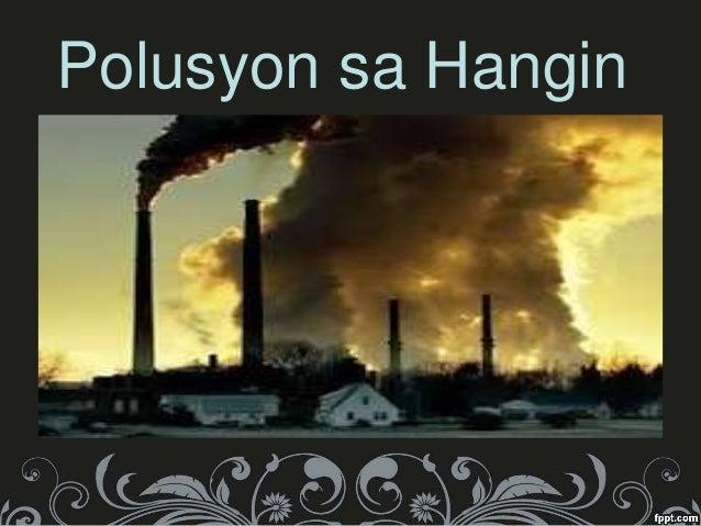 POLUSYON SA ASYA