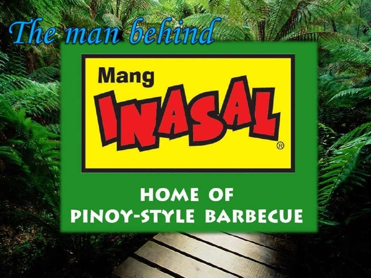 Competitive analysis for mang inasal
