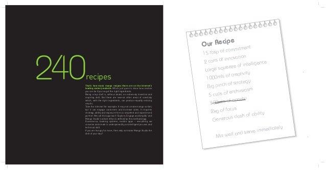 Mango Studio Brochure