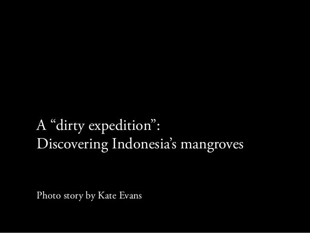 "A ""dirty expedition"":Discovering Indonesia's m..."