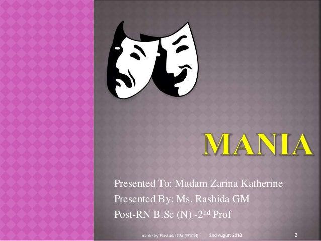 Mania Slide 2