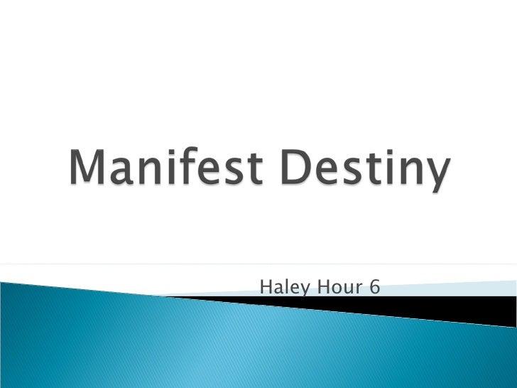 Haley Hour 6