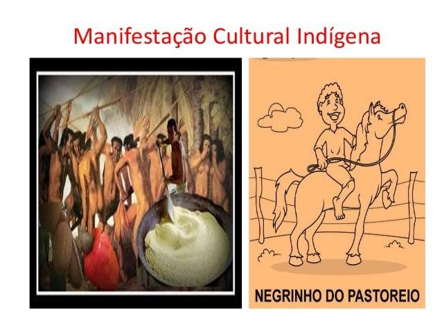 Manifestação Cultural Indígena