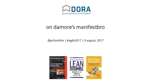 @jezhumble | #agile2017 | 9 august, 2017 on damore's manifestbro