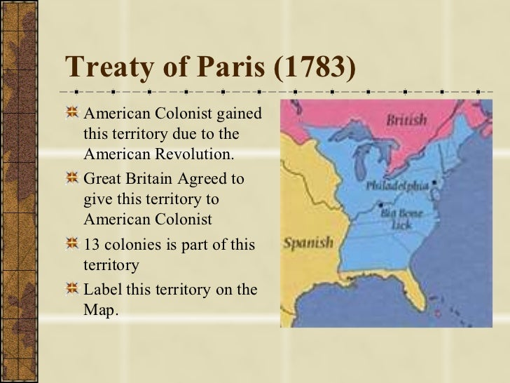 Manifest Destiny Land Territories - Map of territories acquired by the us