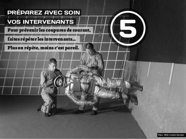 PRÉPAREZ AVEC SOIN                                         5VOS INTERVENANTSPour prévenir les coupures de courant,faites r...