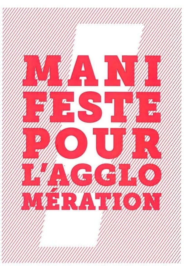 Manifeste pour l'Agglomération Côte Basque Adour