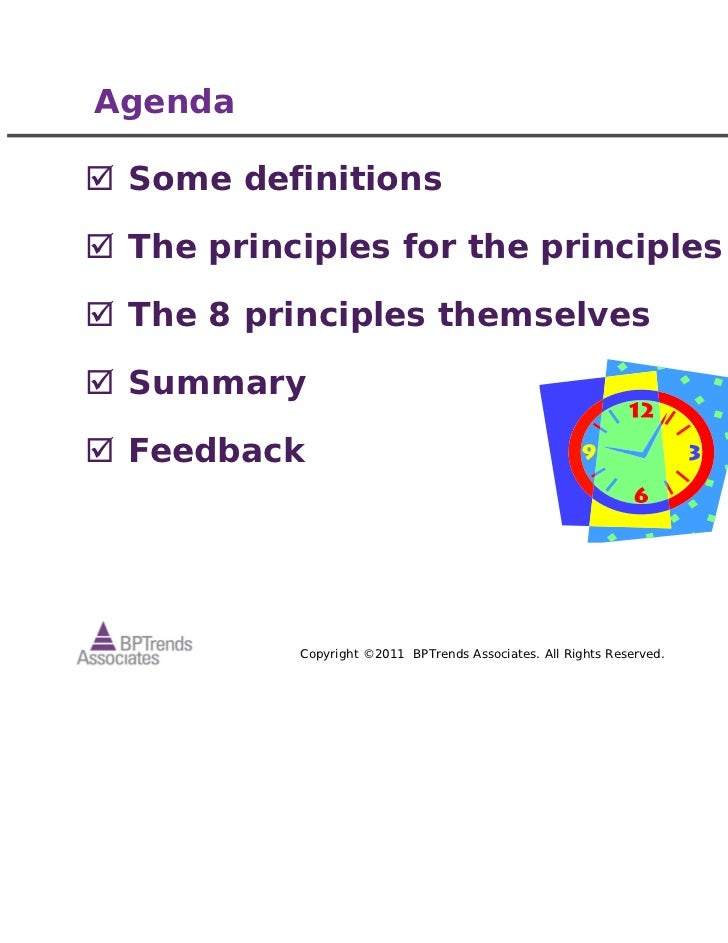 The Business Process Manifesto Slide 3