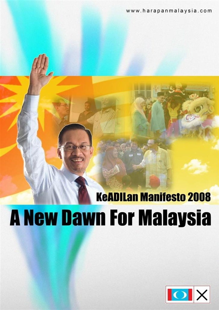 A New Dawn For Malaysia