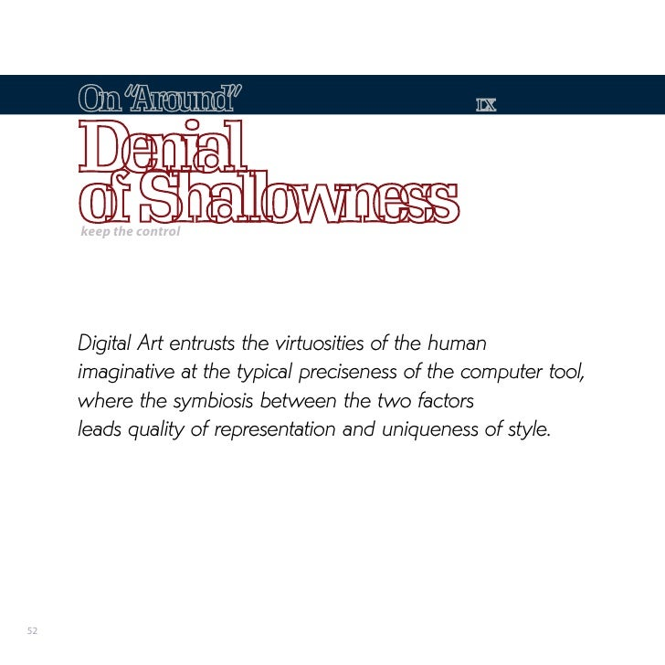Figurative Digital Art Enhanced Manifesto