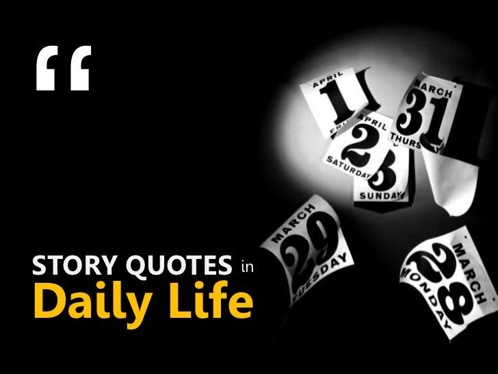 """33     """"Story is the vehicle we use to make sense of our lives     in a world that often defies logic.""""                   ..."""