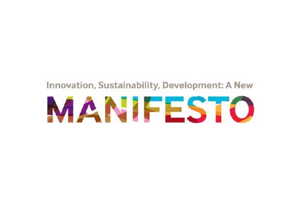 Innovation, Sustainability, Development:             A New Manifesto                        Dr. Adrian Ely           SPRU ...
