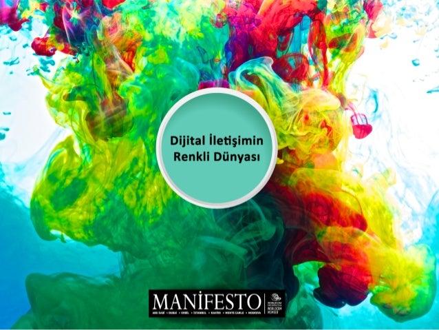 İnternet  kullanımı     tüm  yaşam     alanlarımızı   etkiliyor…      Markaların  oyun   alanlarında...