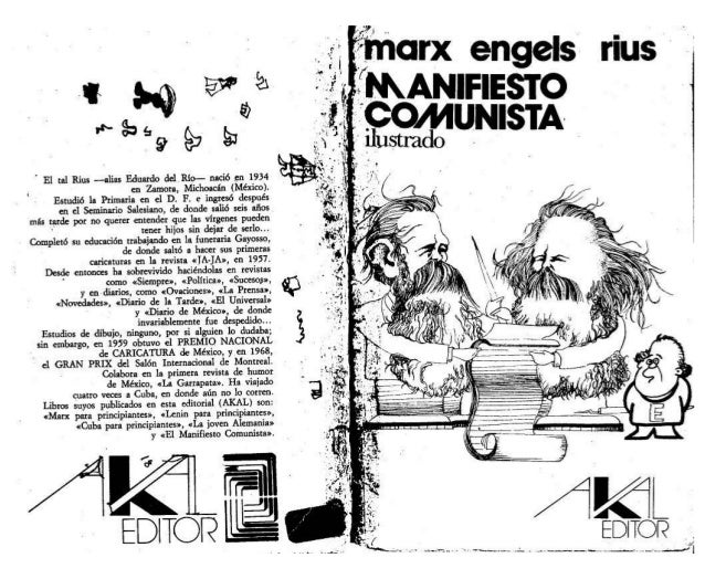 Manifiesto comunista-ilustrado