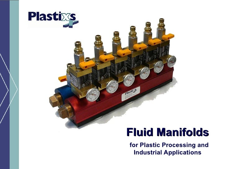 Cooling Manifolds