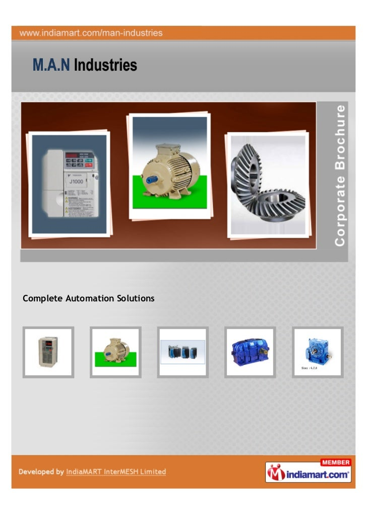 Complete Automation Solutions