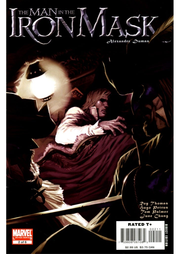 Man in the iron mask 02