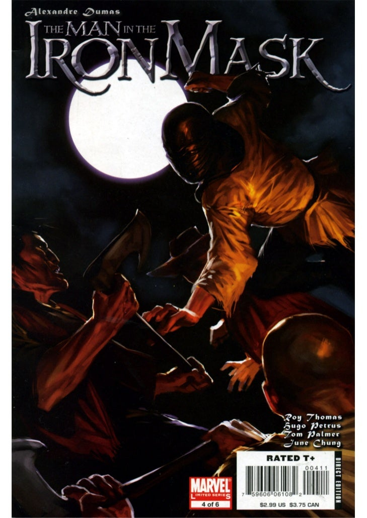Man in the iron mask 04