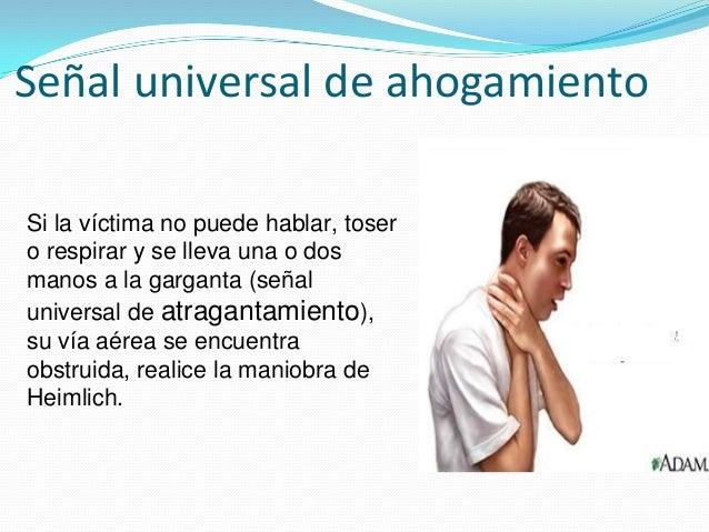 OSTRUCCION DE VIAS RESPIRATORIAS COMPLETA INCONPLETA