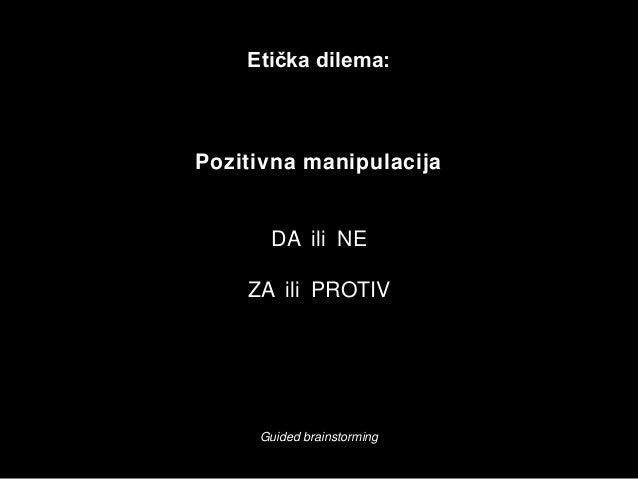 Temeljne karakteristike etičkih kodeksa - Autonomija - sloboda izbora - Neškodljivost – izbegavanje povređivanja drugog - ...