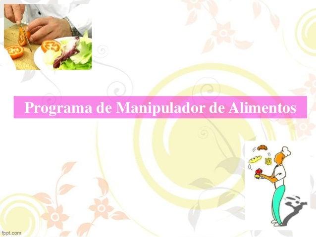 Manipuladores de alimentos - Www manipulador de alimentos es ...