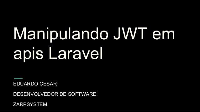 Invalidating jwt inside