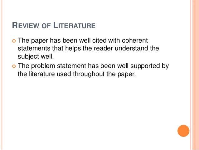 journal article critique essays