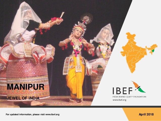 Manipur State Report - April-2018