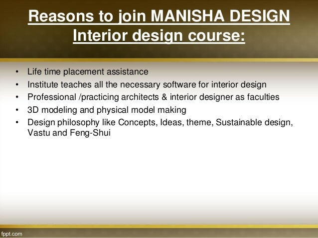 Manisha Design Interior Designing Course In Vapi Vadodara Gujarat I