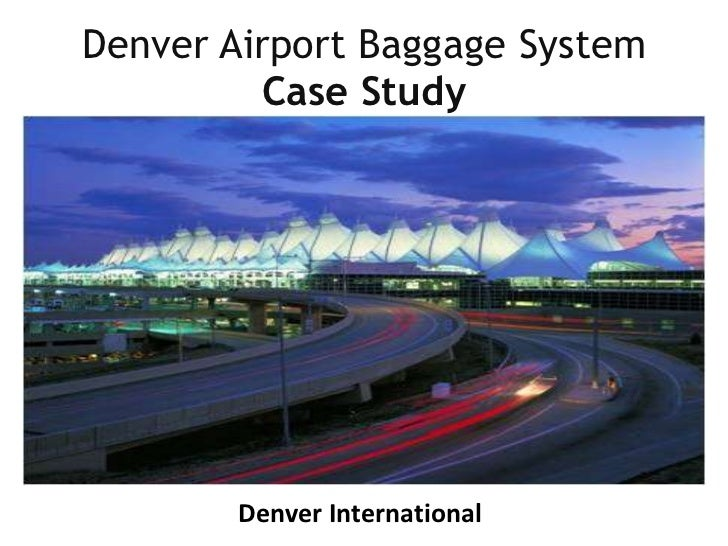 denver international airport case study stakeholders