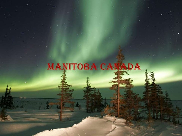 Manitoba canada