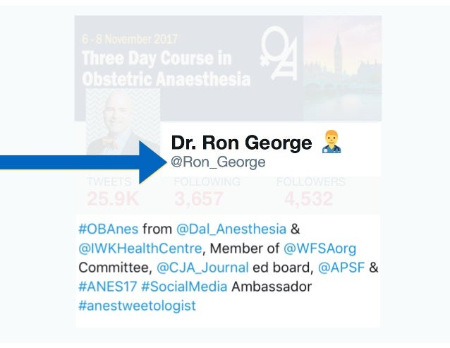 #OBAnes from @Dal_Anesthesia & @IWKHealthCentre, Member of @WFSAorg Committee #SAFET #AnesJC #hcldr #DalMedForward #SOAPAM...