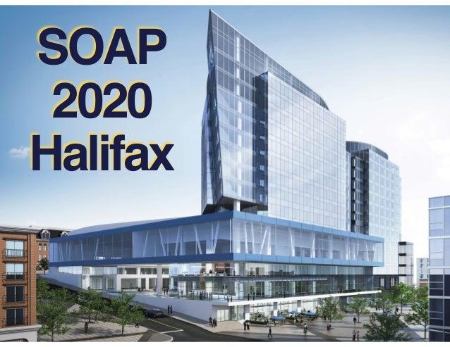 SOAP 2020 Halifax