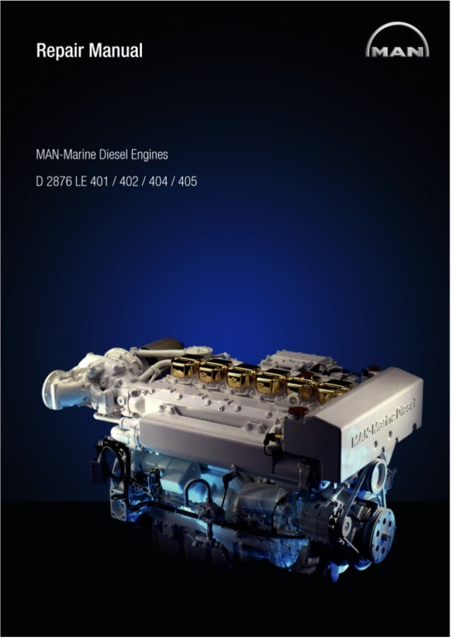 How To Service Your Marine Diesel Engine Manual Guide