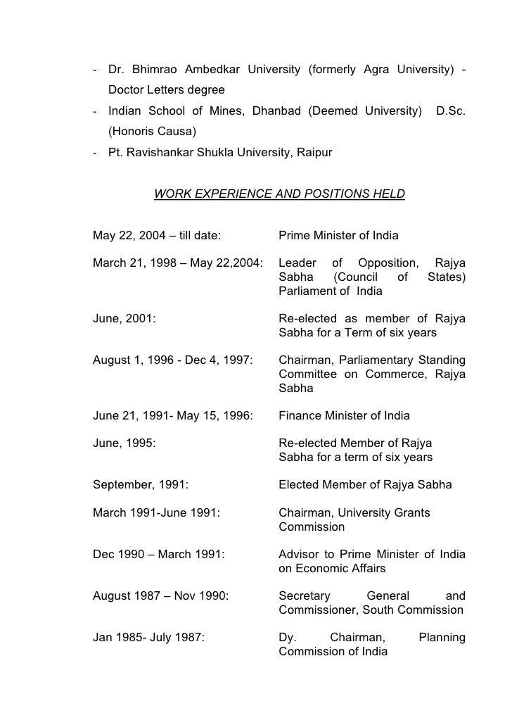 dr manmohan singh resume nice dr manmohan singh cv frieze