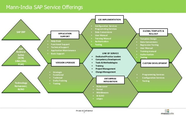 Mann India Sap Service Offering Is Utilities