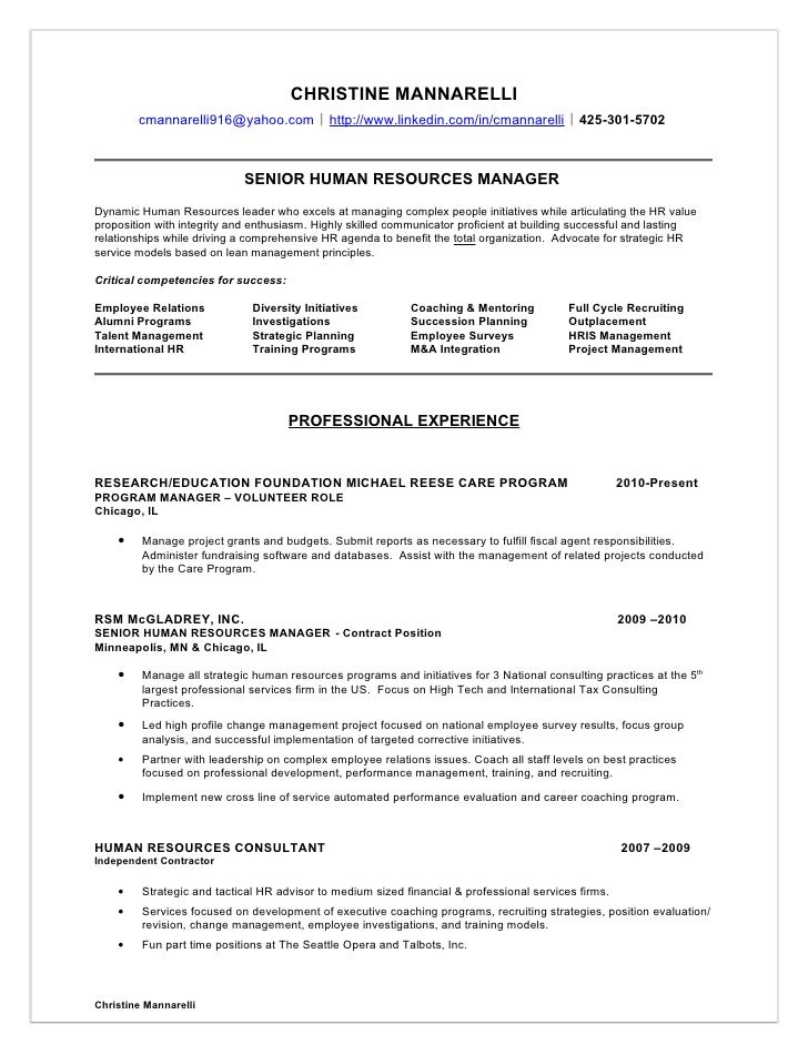 mannarelli resume shrm 7 10